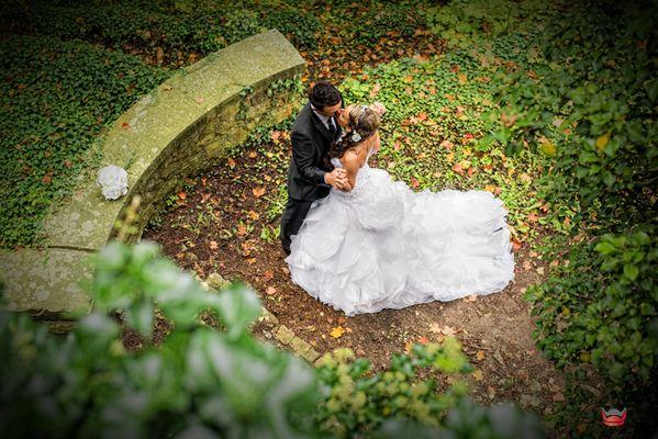 Drohnenfotos Bei Hochzeiten